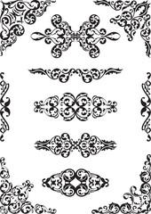 Fine classic design elements