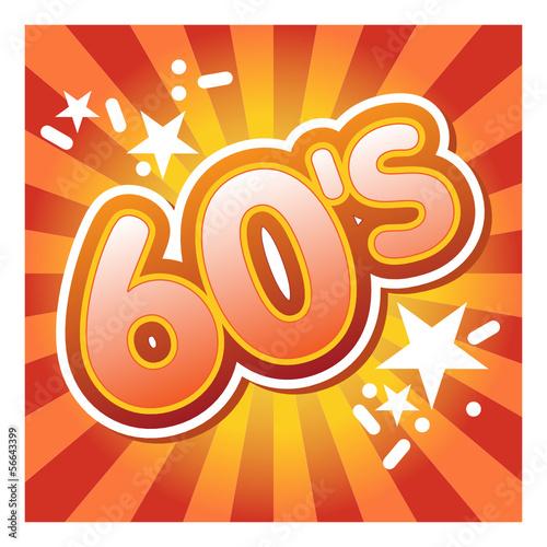 60 ann es 60 pochette disque sixties fond musique fichier vectoriel libre de droits sur - Dessin annee 60 ...