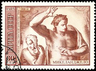 Michelangelo : The Judge