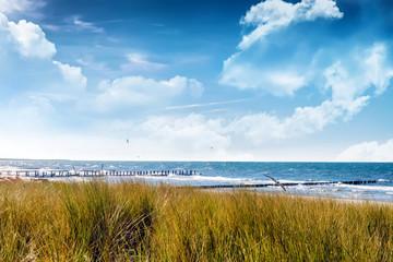 Fototapete - Ostseeküste