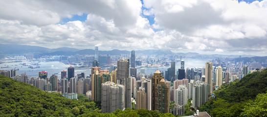 Foto op Aluminium Hong-Kong Hong Kong island