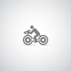 Papier Peint - bicycle symbol