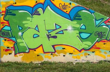 muro graffiti