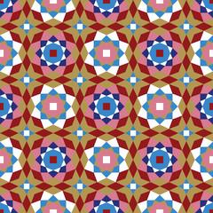 Abadan Seamless Pattern Two