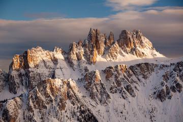 Cime di Fanes e Croda da Lago, Dolomiti