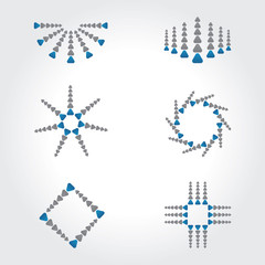 Geometric design elements