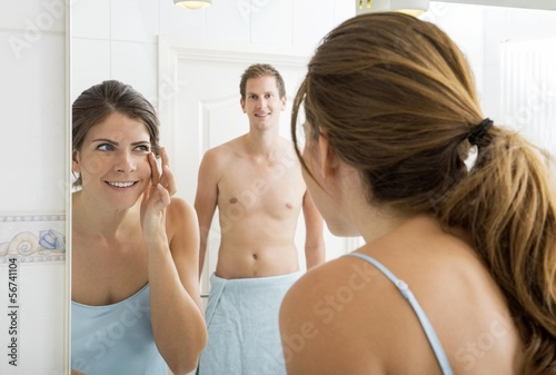 Bathroom Hug Stock Photo And Royalty Free Images On Fotolia