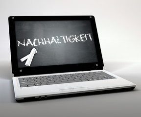 """Mobile Thin Client / Netbook """"Nachhaltigkeit"""""""