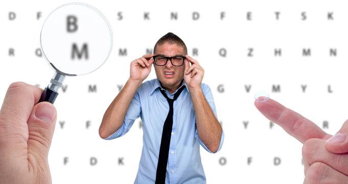 Problemi di vista