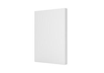 Buch Cover Rücken dünn aufgestellt