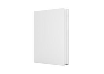 Buch Cover mittel dick aufgestellt