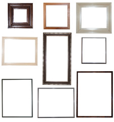 collection of frames for your pictures