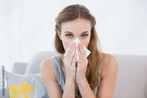 Заложенность носа лечение в домашних условиях