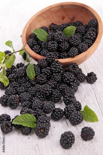 the ambiguity of blackberries