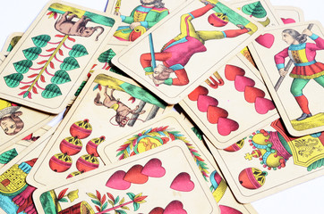 old cards