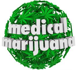 Medical Marijuana Words Leaves Legal Pharmacy