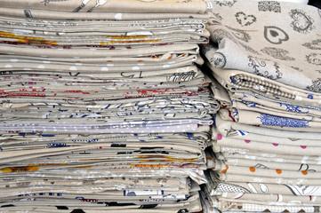 Fabrics to the market