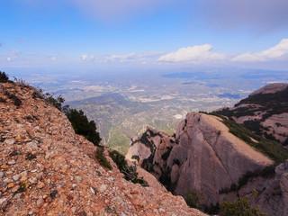 Montserrat Mountain, Spain