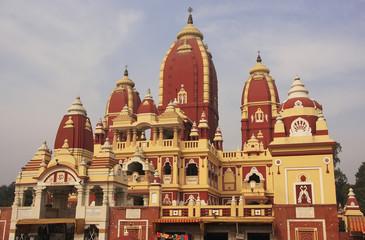Printed kitchen splashbacks Delhi Laxminarayan temple, New Delhi