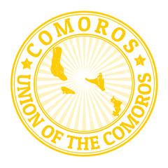 Comoros stamp
