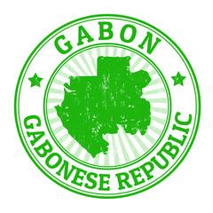 Gabon stamp