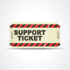 ticket v3 support ticket I