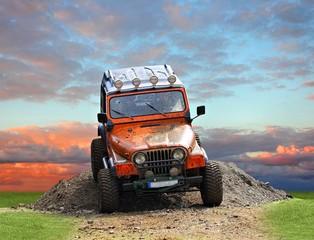 Off road adventure