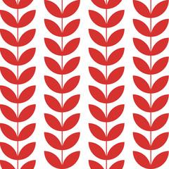 Retro kwiatu wzoru bezszwowy tło - 56940351