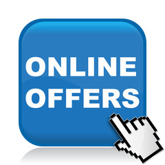 ONLINE OFFERS ICON