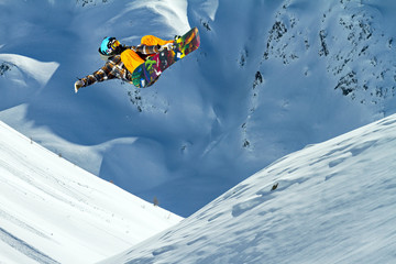 Fototapete - half pipe valley