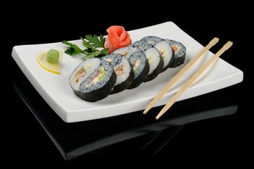 Yin-yang rolls