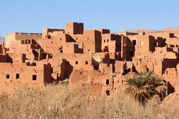 Fotorolgordijn Marokko marocco