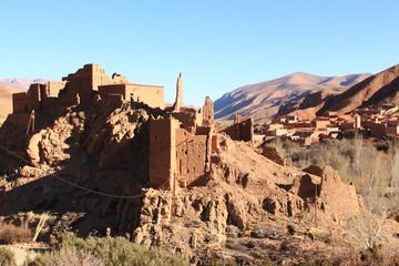 Poster Morocco marocco deserto sahara