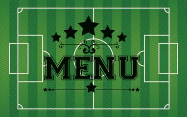 sports menu