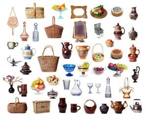 Items dish