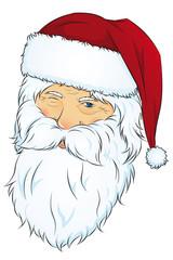 Santa Claus Weihnachtsmann Merry Christmas