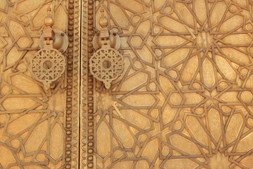 Foto auf AluDibond Marokko marocco