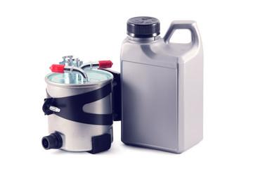 auto parts.fuel filter. diesel.