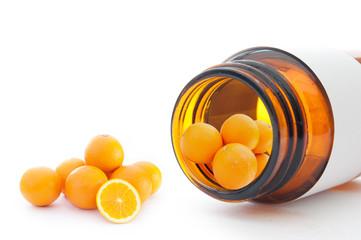 Fototapeta Vitamin C obraz