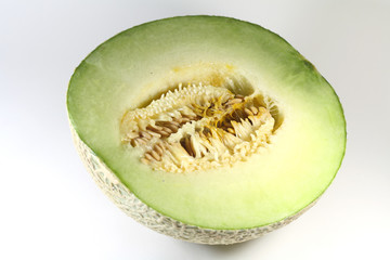 Cantaloupe , Green melon