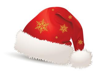 Chapeau Père Noel Haut De Forme Cheminée