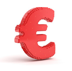 Euro Sign (clipping path included)