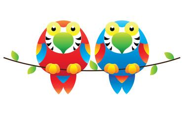 Parrot Fat