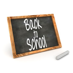 Blackboard Back to School