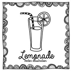 lemonade drawing