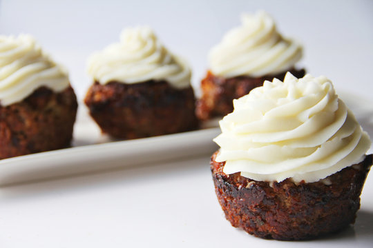 BBQ Meatloaf Cupcakes