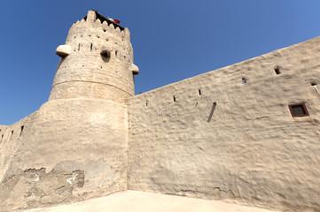 Arabian Fort in Umm al Quwain