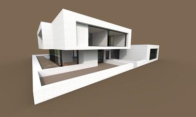 Moderne Stadtvilla 4 von 4