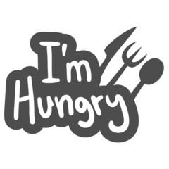 I´m hungry