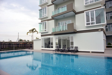 Generic Condominium outdoor